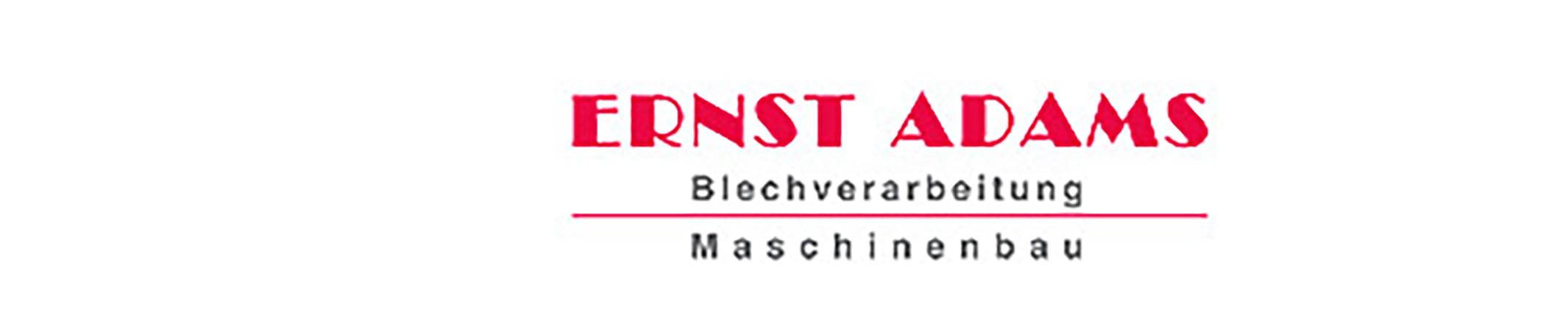 ERNST ADAMS Blechverarbeitung und Maschinenbau